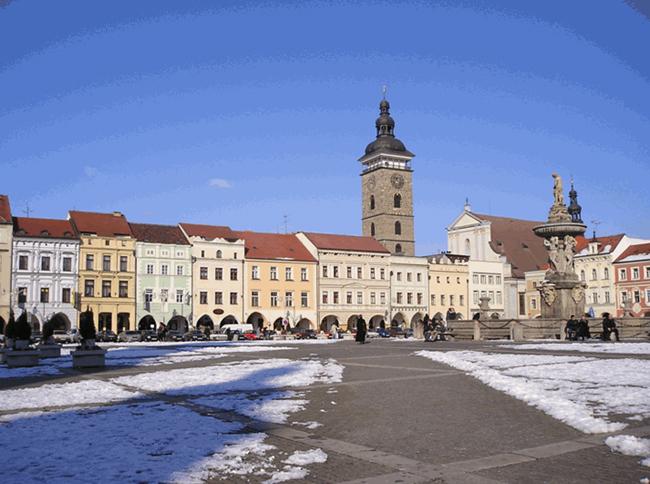 Чешские Будеевице - Чехия - фото
