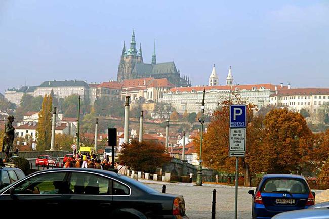 Прага - Чехия - фото