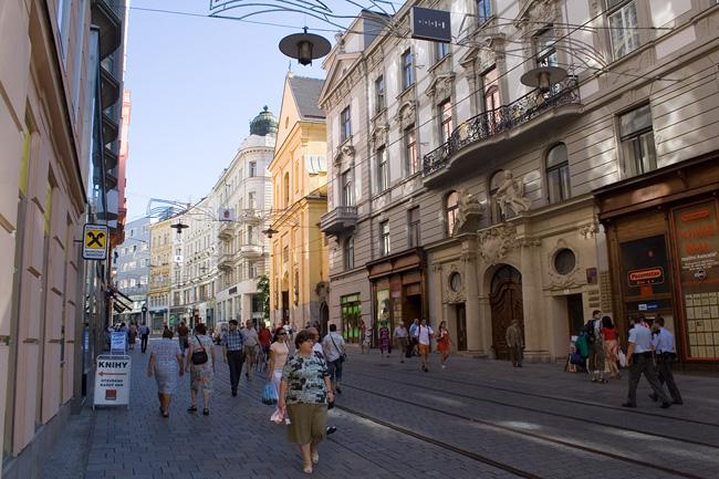 Город Брно - Фото flickr.com