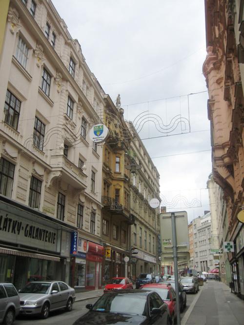 Брно - Чехия - центр города - фото