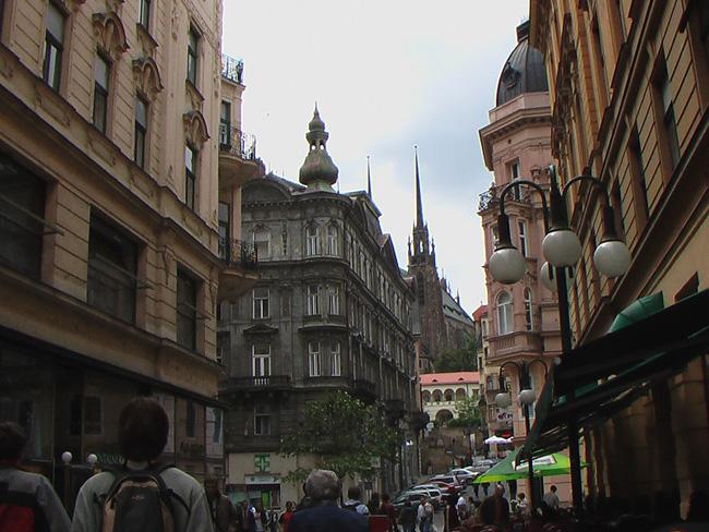 Брно - Чехия - фото