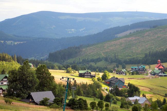 Горнолыжные курорты в Чехии - Крконоше фото