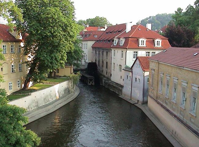 Прага - экскурсии по городу - фото