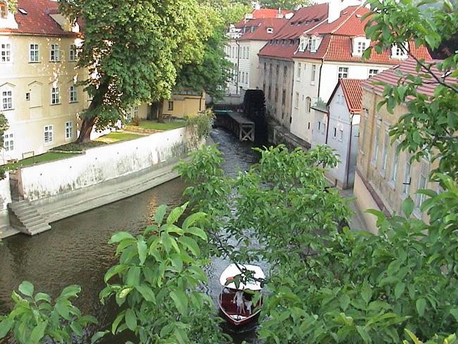 Прага - фото города pragueczechrepublic.cz
