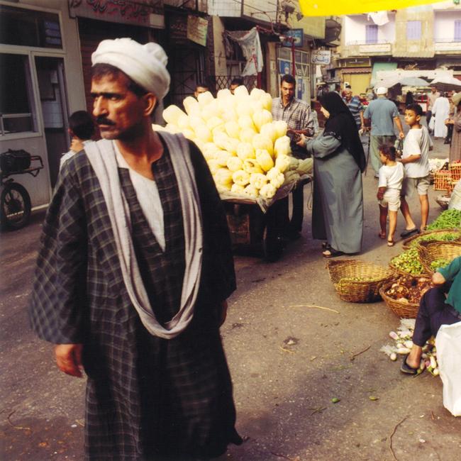 Каир, улица - туры в Каир (фото flickr.com)
