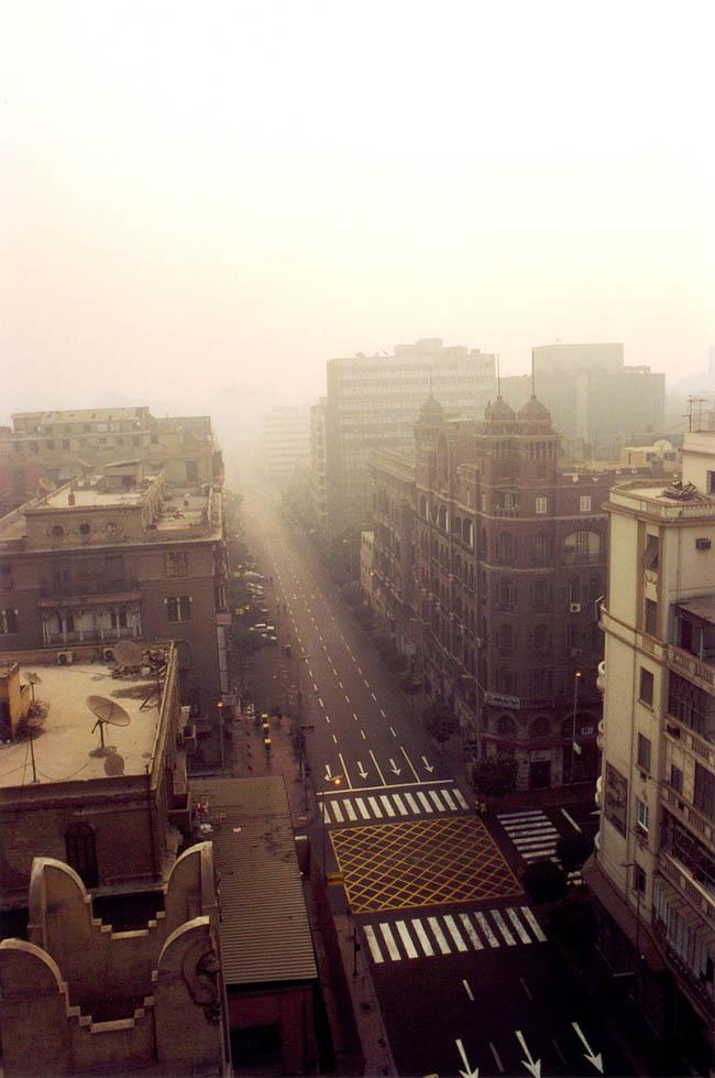 Вид на улицы Каира - туры в Каир (фото flickr.com)