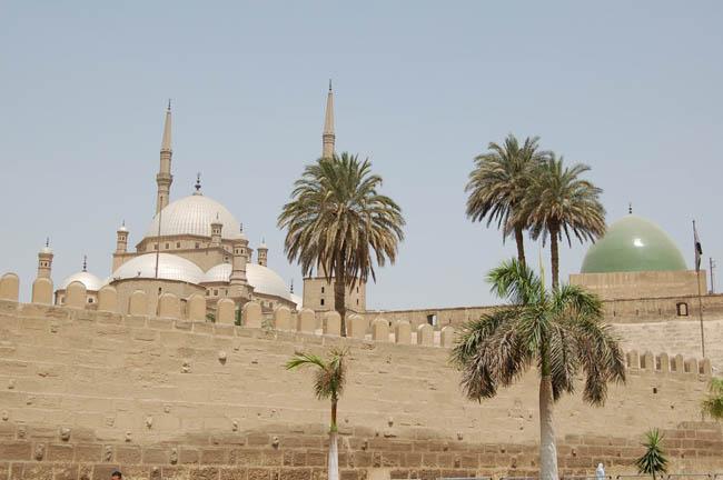 Две мечети - туры в Каир (фото flickr.com)