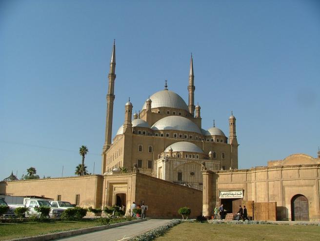 Мечеть Мохаммеда Али - туры в Каир (фото flickr.com)