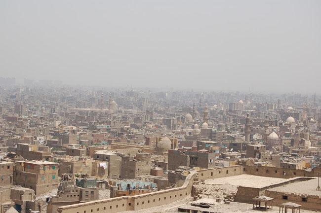 Каир -  город тысячи минаретов - туры в Каир (фото flickr.com)