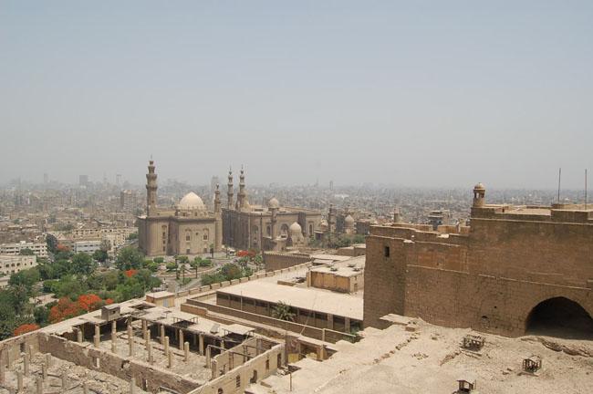 Вид на Каир с Цитадели - туры в Каир (фото flickr.com)