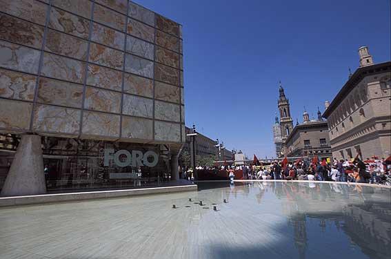 Сарагоза - Испания - фото  www.jorgetutor.com