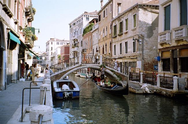 Фото Венеции - Италия geocities.com