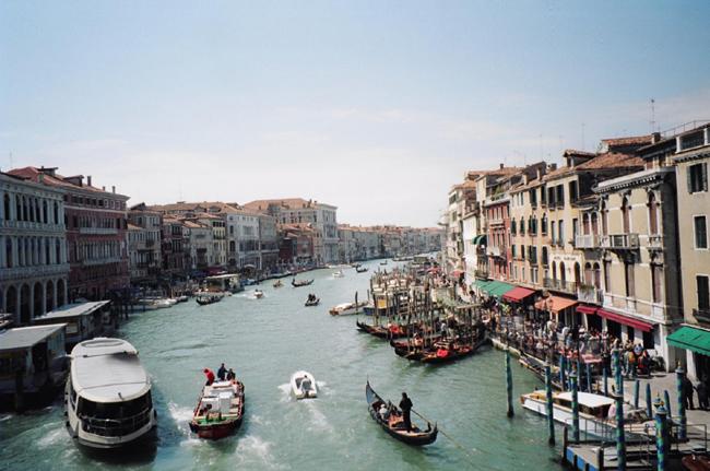 Венеция - Италия - фото