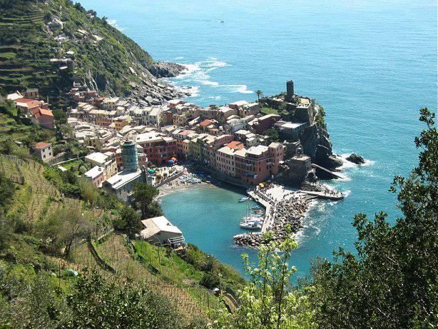 Италия - Чинке-Терре - фото