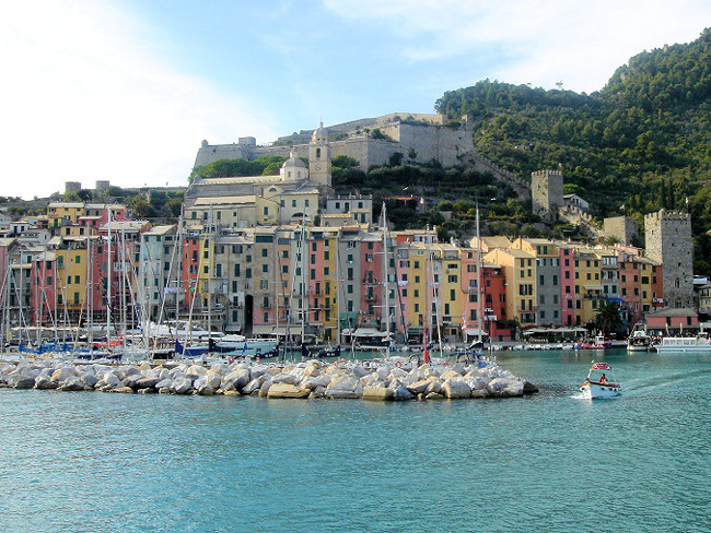 Портовенере - Италия - фото