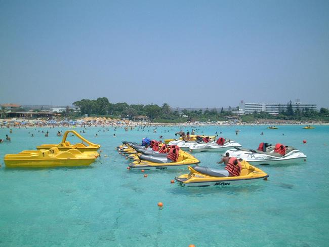 Айя-Напа - пляж - фото