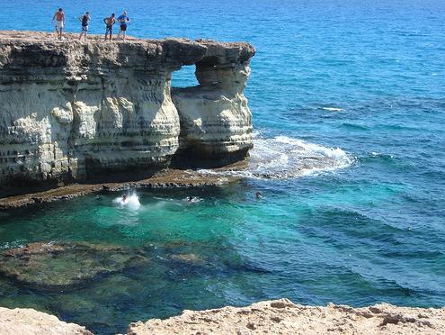 Протарас - побережье - фото