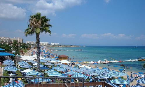 Пляж - Протарас - фото