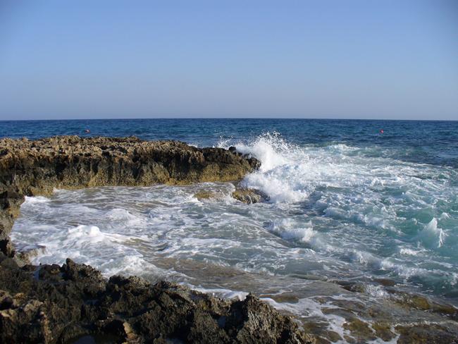 Курорт Айя-Напа - фото побережья