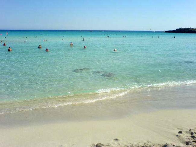 Пляж Нисси - Айя - Напа - фото