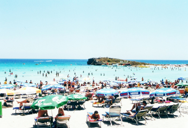 Айя - Напа - пляж - фото