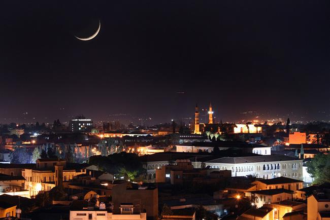 Никосия - фото города
