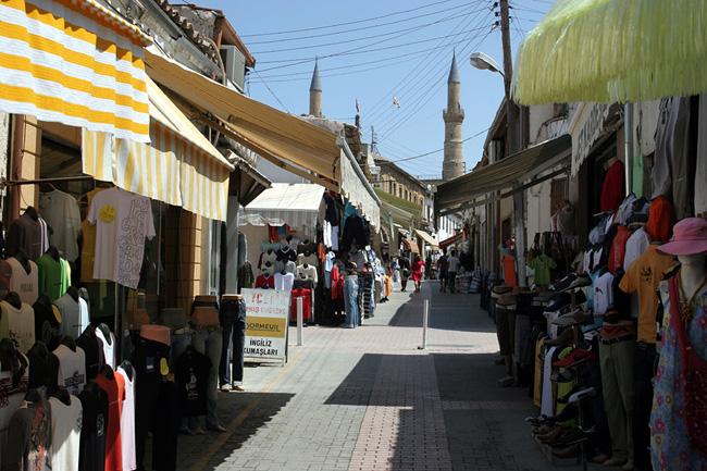 Никосия - магазины - фото