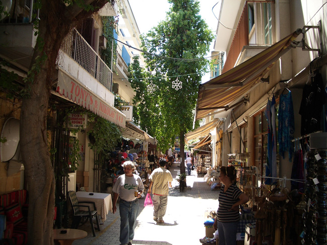 Никосия - центр города - фото