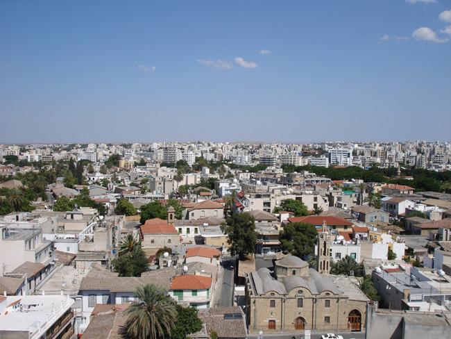 Никосия - Кипр - фото города - flickr.com
