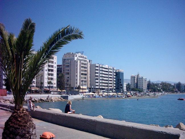 Кипр - Лимассол - набережная фото flickr.com