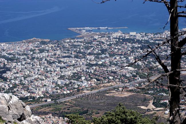 Киренея - Кипр - фото