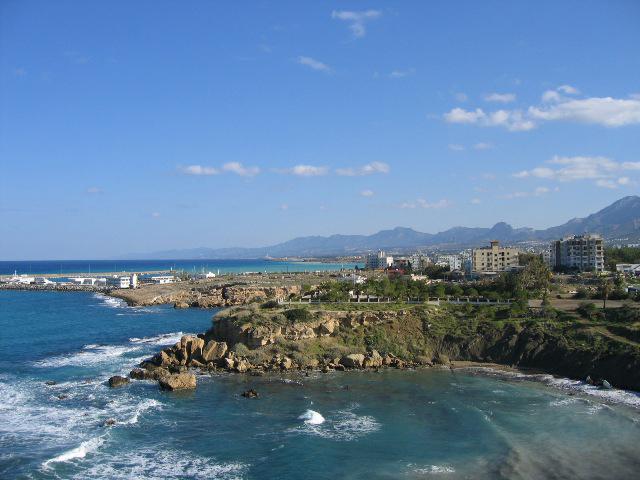Кипр Киренея - фото города