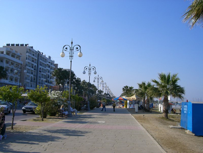 Кипр - Ларнака - фото курорта