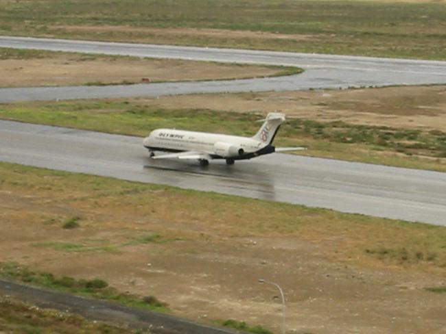 Ларнака - аэропорт - фото
