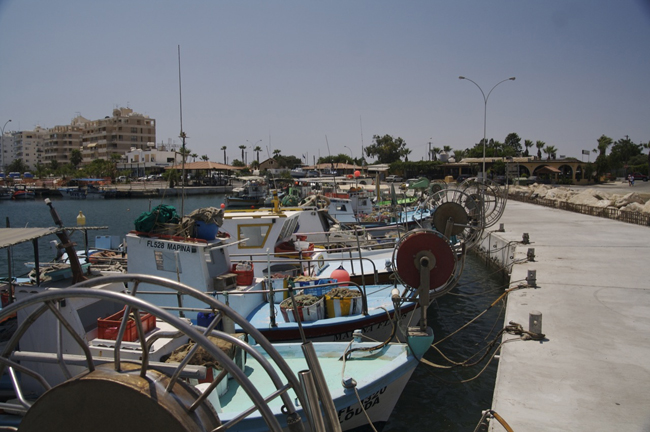 Кипр - Ларнака - фото