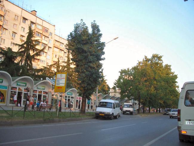 Адлер - фото города