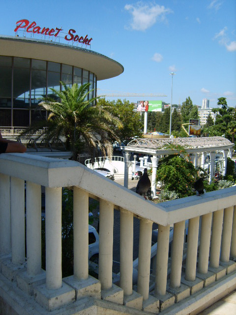 Адлер - фото курорта