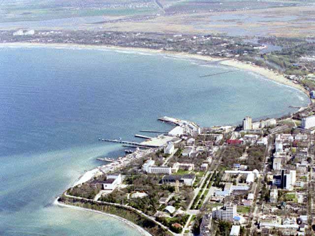 Анапа - пляж - фото