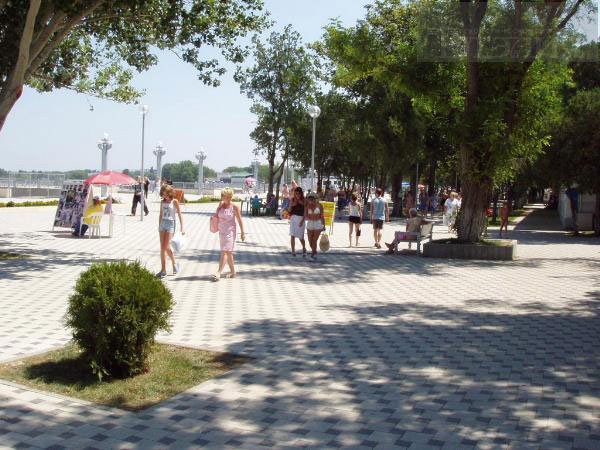 Анапа - пляжи - фото города - фото 8-nebo.ru