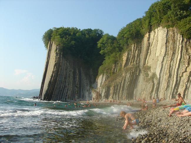 Туапсе - пляж - фото