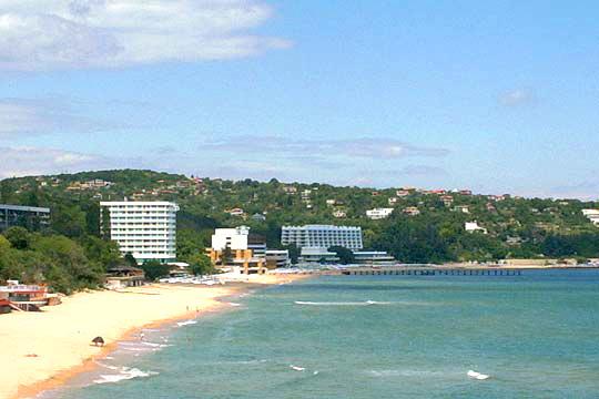 Св. Константин и Елена - пляжи - окрестности фото