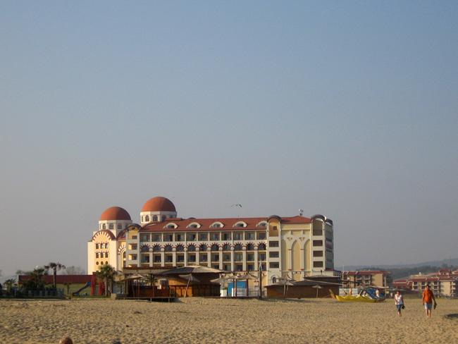 Обзор - пляжи - побережье - фото