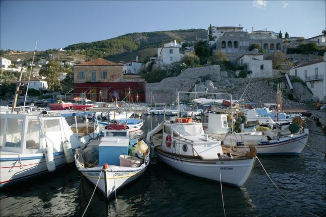 Греция, побережье фото