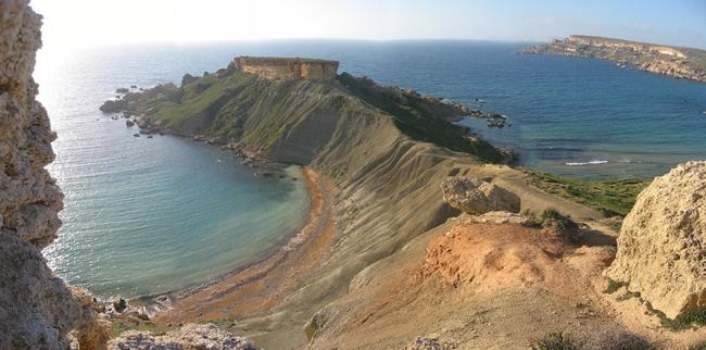 Пляжи Мальты - фото