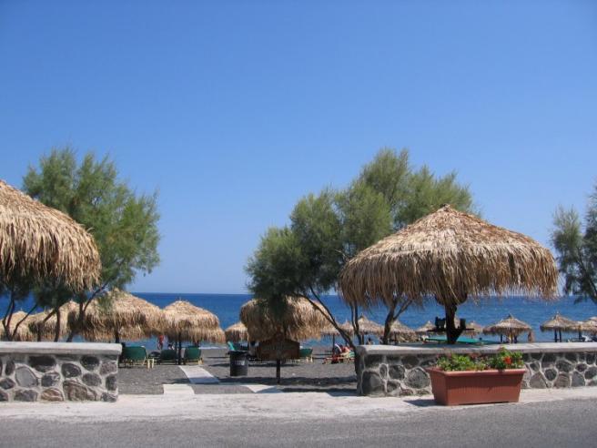 Пляж в Греции фото visopsys.org