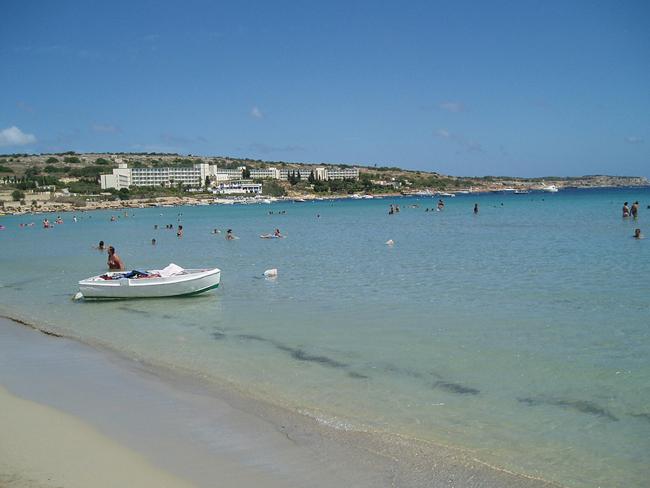 Мальта пляжи и отели 44