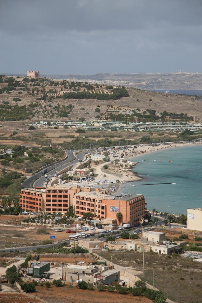 Мальта пляжи и отели 31