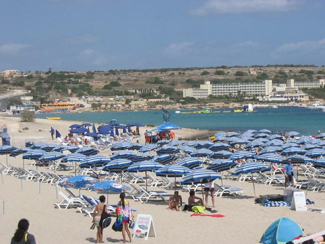 Мальта пляжи и отели 82