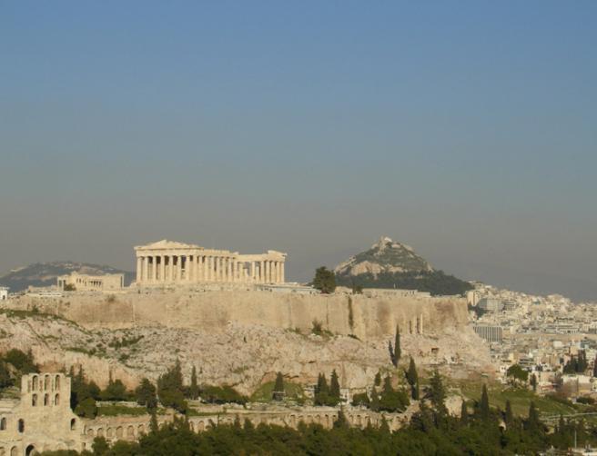 Акрополь фотографии