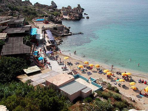 Мальта пляжи и отели 27